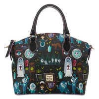 Image of Haunted Mansion Satchel by Dooney & Bourke # 1