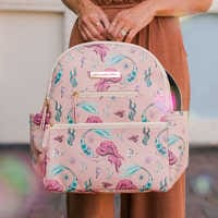 Image of The Little Mermaid Diaper Bag Backpack by Petunia Pickle Bottom # 5