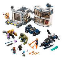 Image of Marvel's Avengers: Endgame Compound Battle Play Set by LEGO # 1