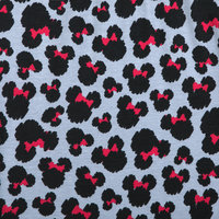 Image of Minnie Mouse Animal Print Lounge Pants for Women # 2