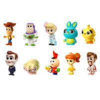 Image of Toy Story 4 Minis Ultimate New Friends Figure Set # 3