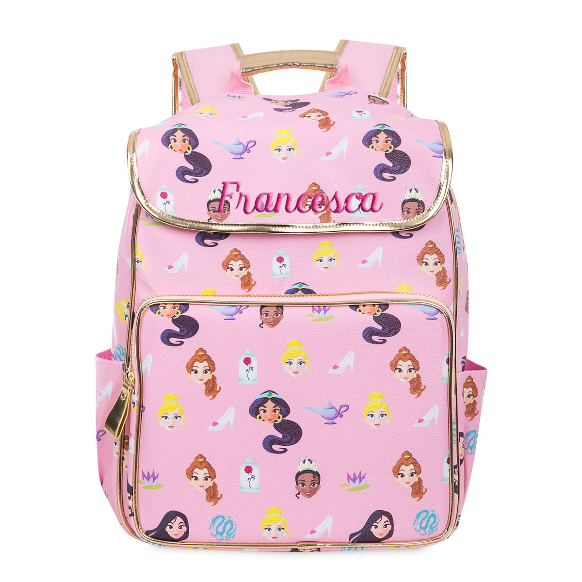 Product Image of Disney Princess Backpack - Personalizable   1 76435f86c6ef3