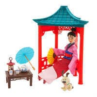 Image of Mulan Tea Ceremony Playset # 2