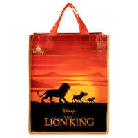 Image of The Lion King Reusable Tote - The Lion King 2019 Film # 1