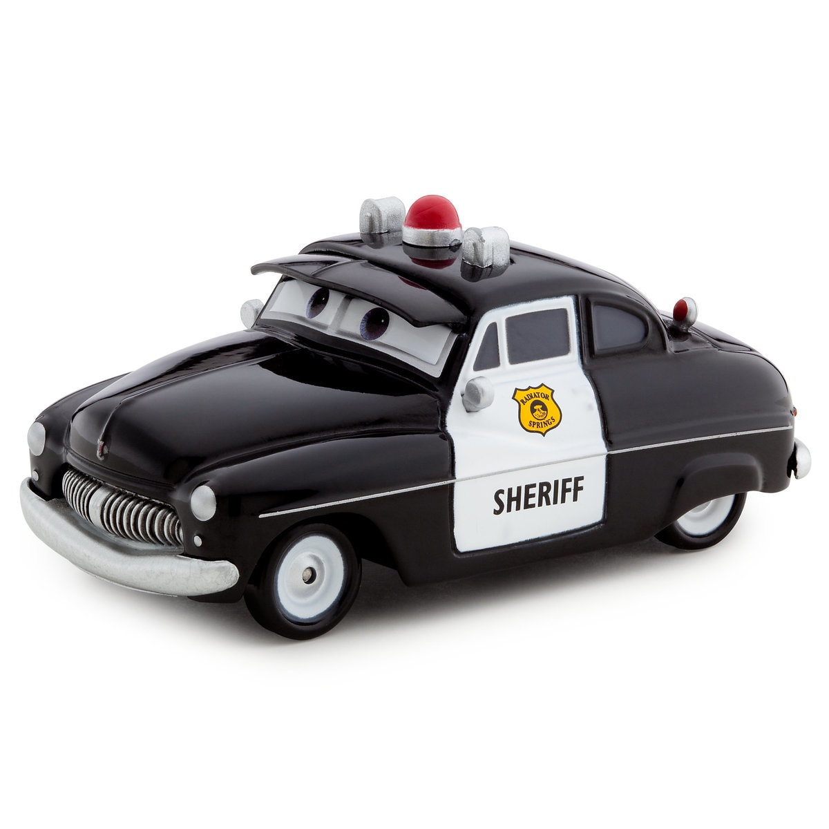 Sheriff Die Cast Car Cars Shopdisney