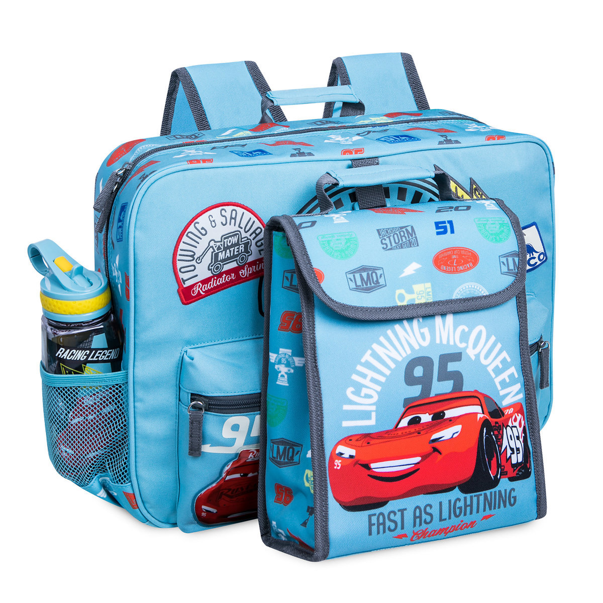 5daa79139cd Product Image of Cars 3 Backpack - Personalizable   2