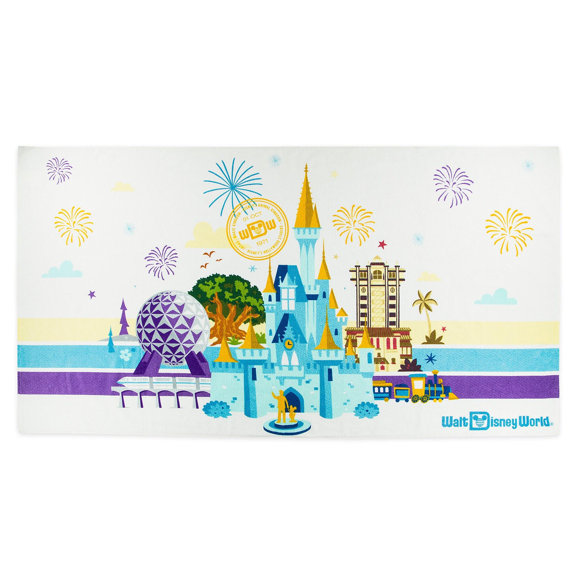 Walt Disney World Beach Towel | shopDisney