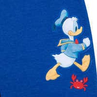 Image of Mickey Mouse and Donald Duck Romper for Baby # 4