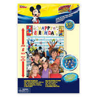 Image of Mickey Mouse On the Go Scene Setter with Photo Props # 1