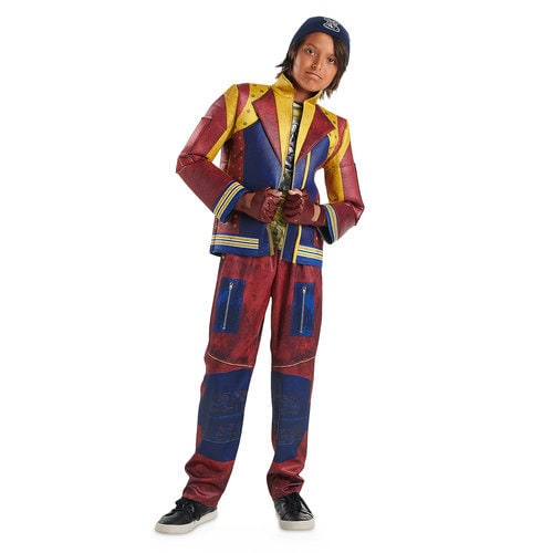 Jay Deluxe Costume For Kids By Disguise Descendants 2