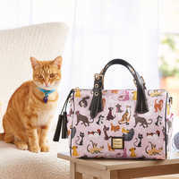 Image of Disney Cats Satchel by Dooney & Bourke # 3