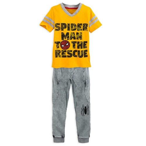 Spider-Man Jogger Set for Boys