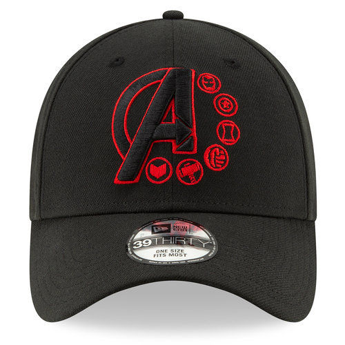 e166d0790ef Marvel s Avengers  Endgame Baseball Cap for Adults by New Era - Marvel  Studios 10th Anniversary