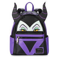 Image of Maleficent Fashion Backpack by Loungefly # 1