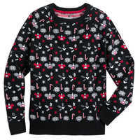 Image of Mickey Mouse Ear Hat ''Ugly'' Sweater for Women # 1