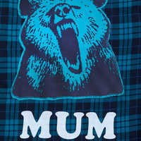 Image of Merida ''Mum'' Flannel Shirt for Women - Ralph Breaks the Internet # 4