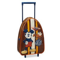 Image of Mickey Mouse Rolling Luggage - Small # 1