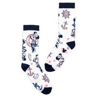 Minnie Mouse Socks for Women - Disney Cruise Line