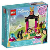 Image of Mulan's Training Day Playset by LEGO # 2