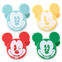 Image of Mickey Mouse Bag Clips Set - Summer Fun # 1