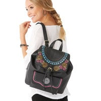 Miguel Fashion Backpack - Coco