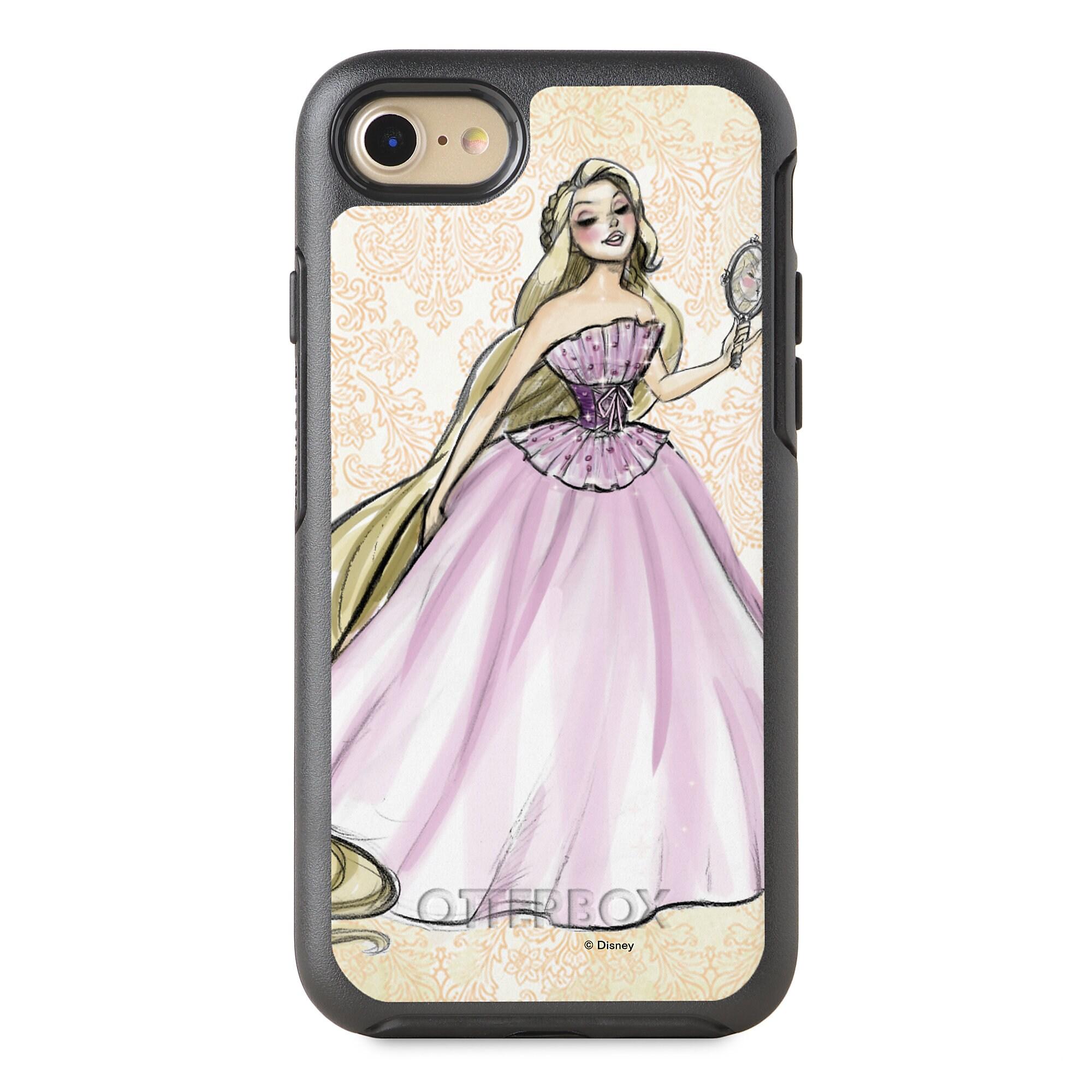 Rapunzel iPhone 8/7 Case - Art of Princess Designer Collection