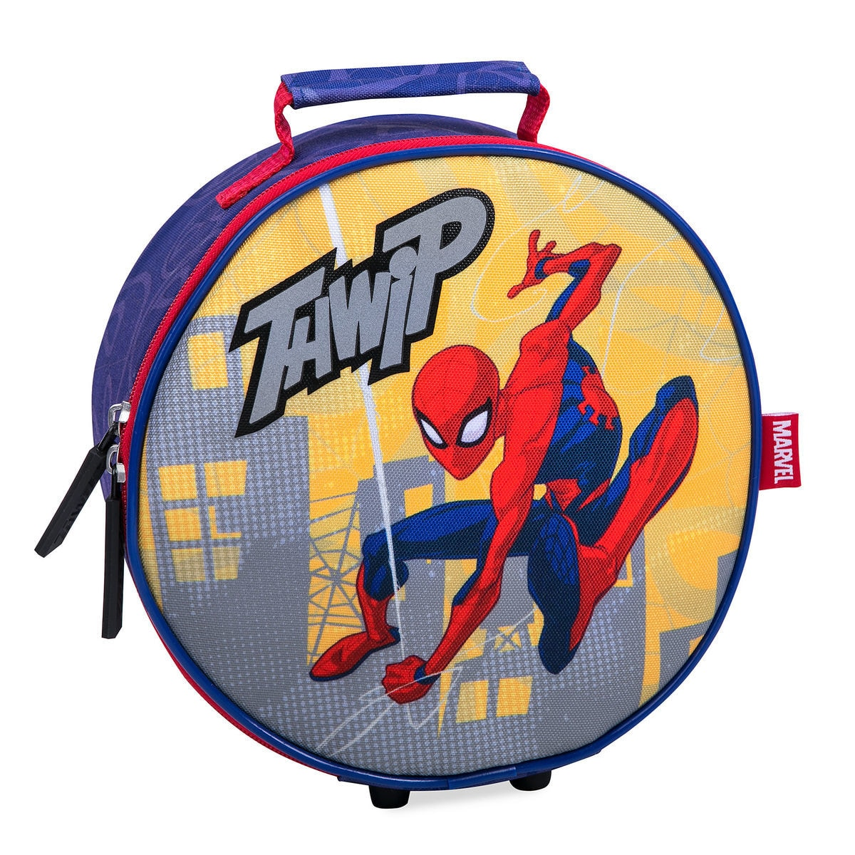 Product Image of Spider-Man Thwip Lunch Box # 1
