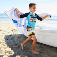 Image of Star Wars Rash Guard for Boys # 4