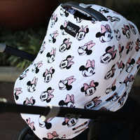 Image of Minnie Mouse Baby Seat Cover by Milk Snob # 2