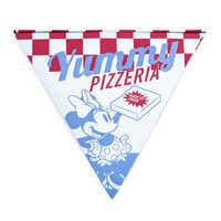 Image of Minnie Mouse Pizza Ringer T-Shirt for Women # 2