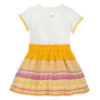 Image of The Lion King Woven Skirt Dress for Baby # 2