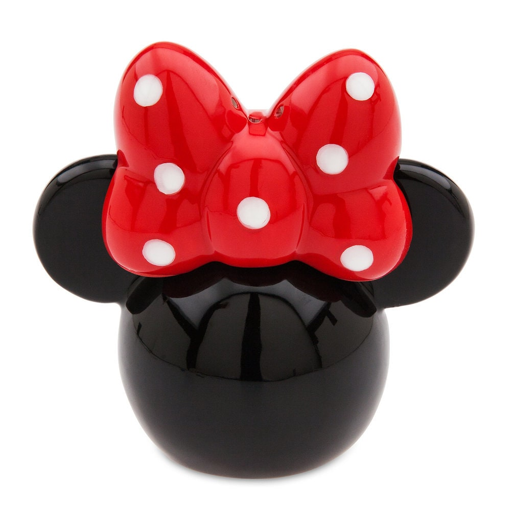 Minnie Mouse Stackable Salt and Pepper Set Official shopDisney