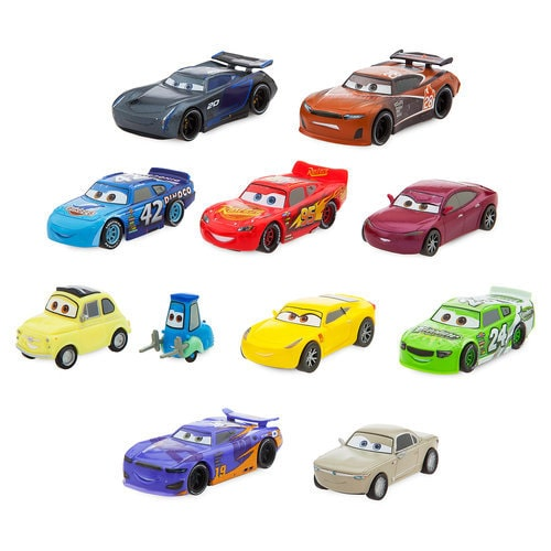 Cars Deluxe Figure Playset