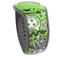 Image of The Haunted Mansion Collage MagicBand 2 - Limited Release # 2