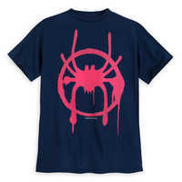Image of Spider-Man: Into the Spider-Verse Logo T-Shirt for Boys # 1