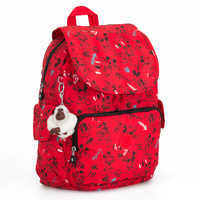 Image of Mickey Mouse Sketch Art Backpack by Kipling # 4