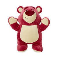 Image of Lotso Cuddleez Plush - Toy Story 3 - Medium - 13'' # 1