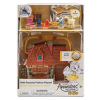 Image of Disney Animators' Little Collection Belle Surprise Feature Playset # 4