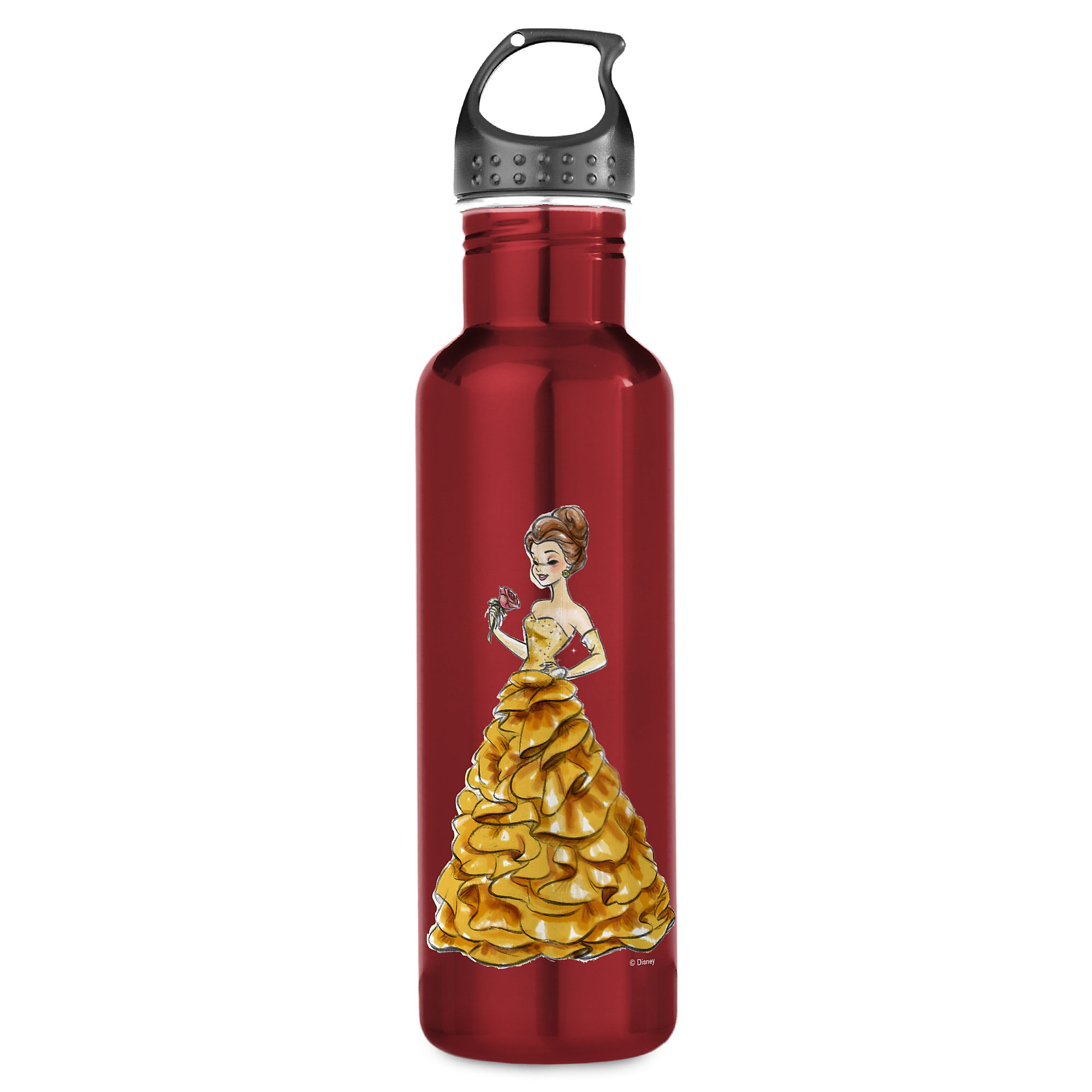 Belle Water Bottle - Art of Princess Designer Collection