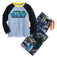Image of Star Wars PJ Set for Boys # 1