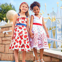 Image of Mary Poppins Dress for Girls # 3