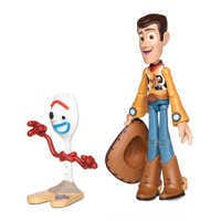 Image of Woody Action Figure - Toy Story 4 - PIXAR Toybox # 2