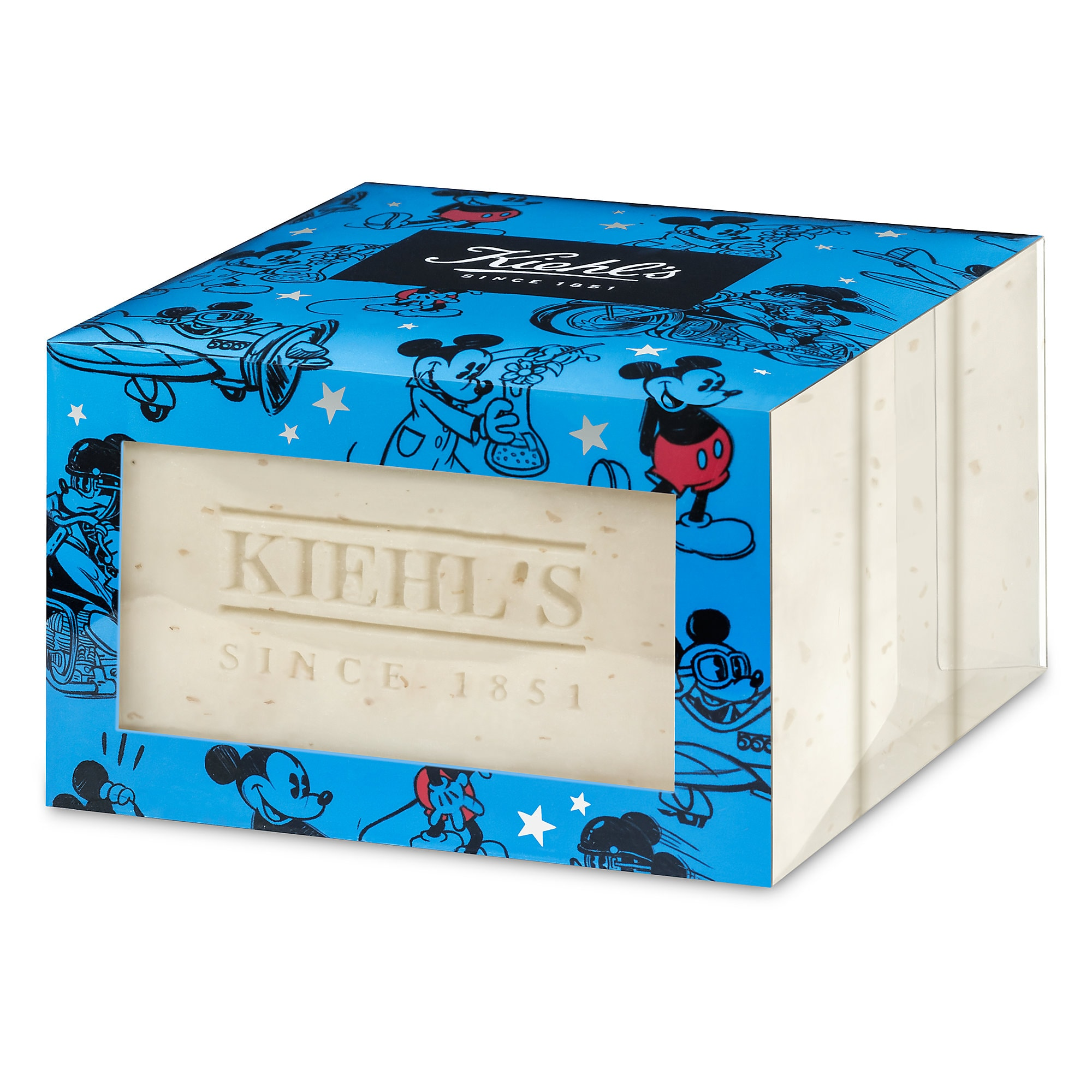 Mickey Mouse Ultimate Man Body Scrub Set by Kiehl's