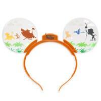Image of The Lion King Animated Glow Ears Headband # 1