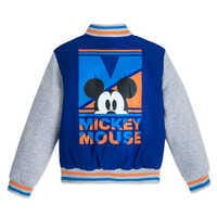 Image of Mickey Mouse Varsity Jacket for Kids # 3