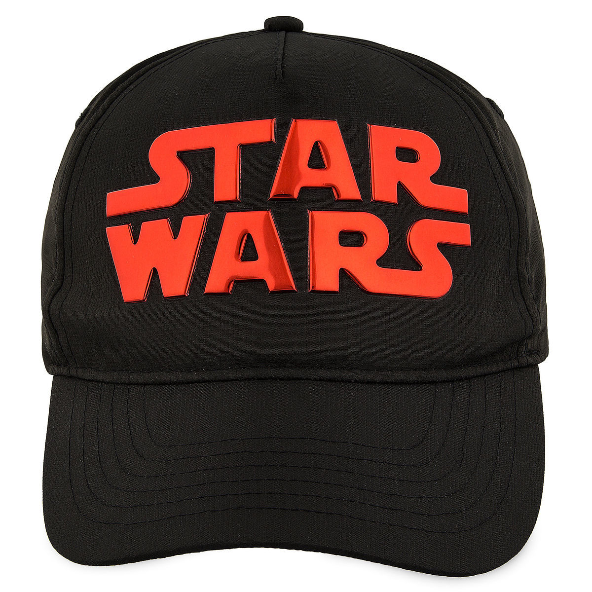 Product Image of Star Wars Logo Baseball Cap for Adults   1 20443d887db