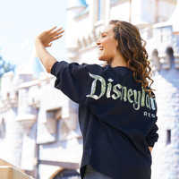 Image of Disneyland Sequined Spirit Jersey for Adults # 2