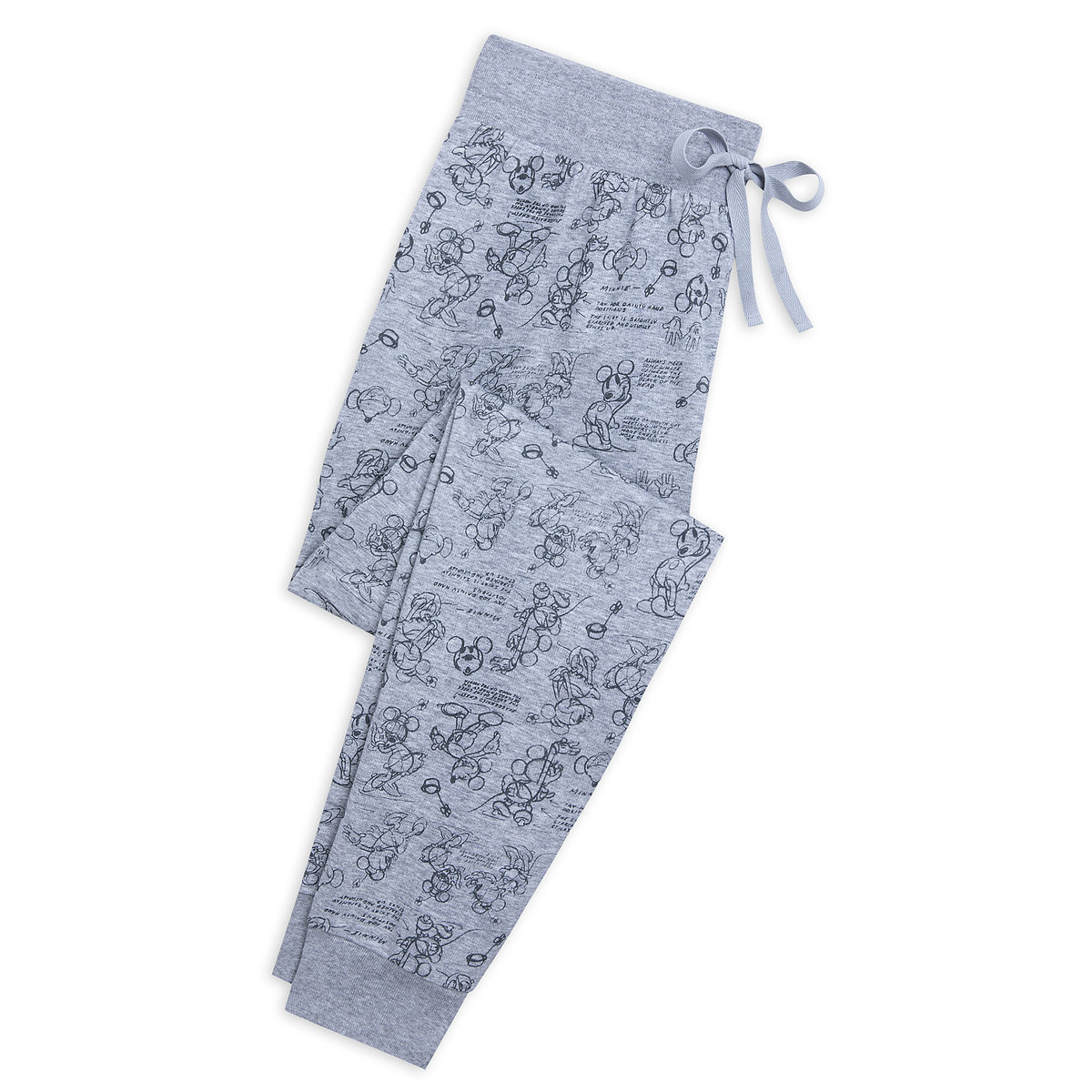 02e3a596e7b Product Image of Mickey and Minnie Mouse Lounge Pants for Women # 1
