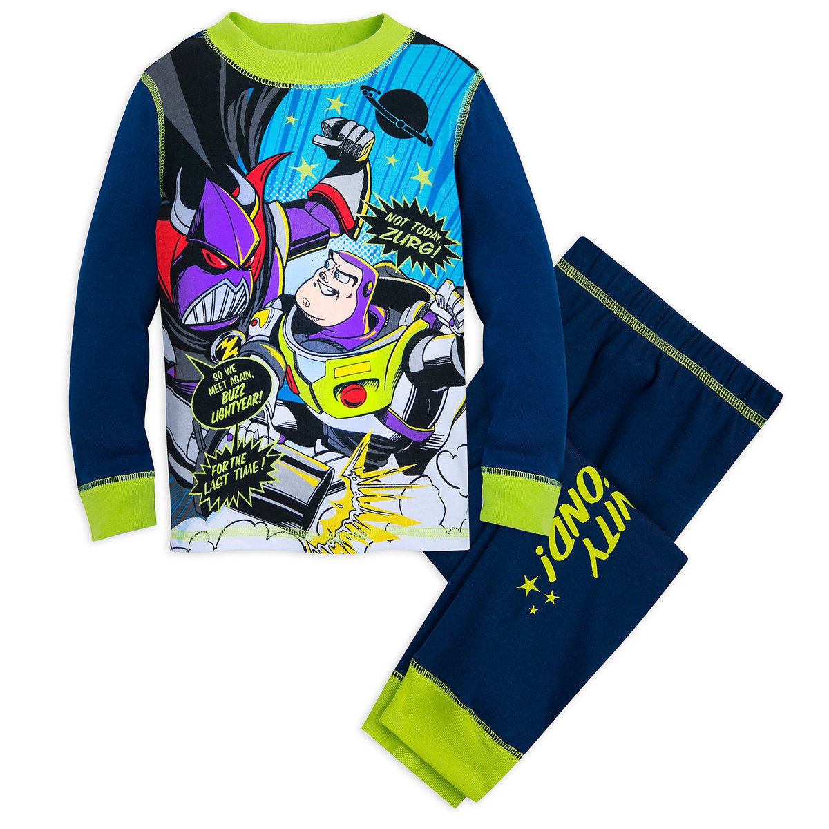 c074def04 Toy Story Glow-in-the-Dark PJ PALS Set for Boys | shopDisney