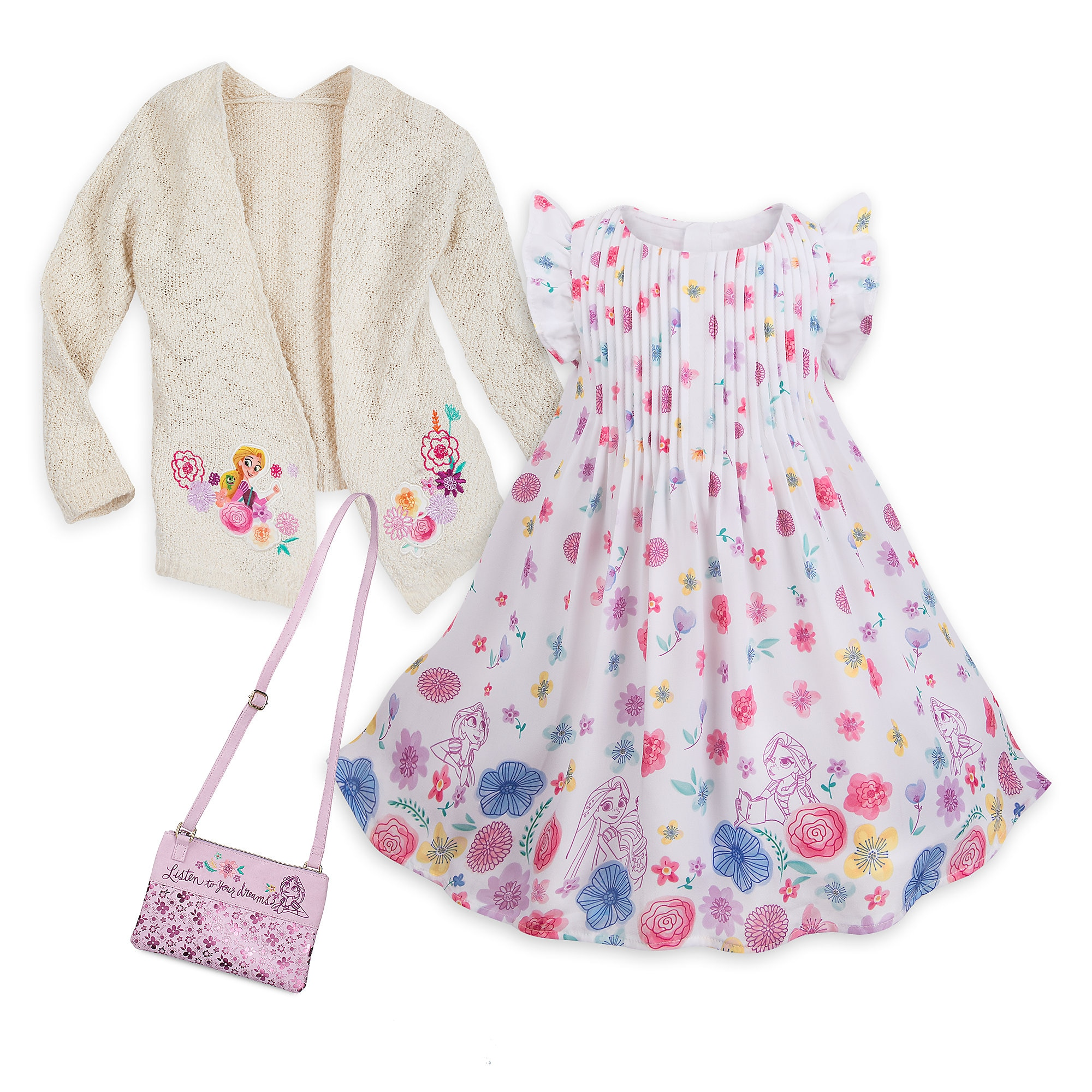 Rapunzel Fashion Collection for Girls